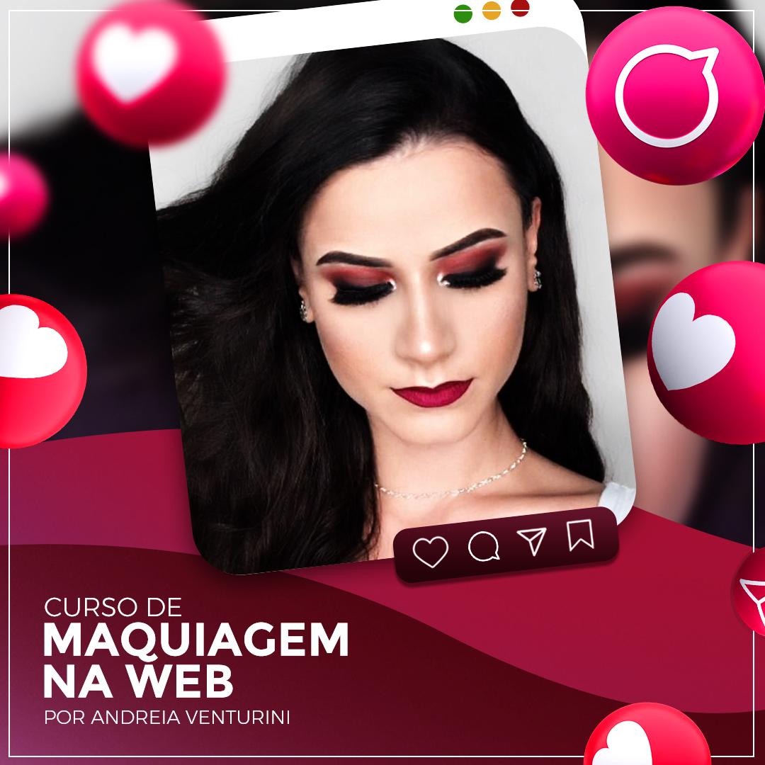 Curso Maquiagem Na Web