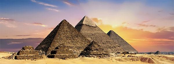 Pirâmides Mundiais