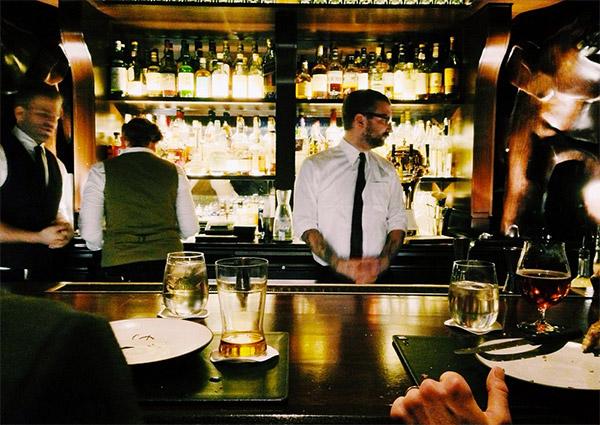Bar, Bebidas