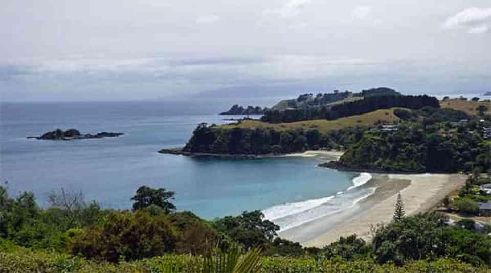 Ilha Waiheke, Nova Zelândia