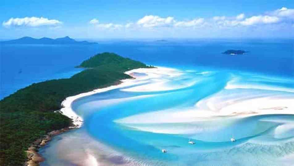 Ilhas Whitsunday, Austrália