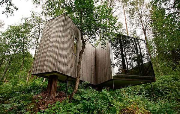 Juvet Landscape Resort, Noruega