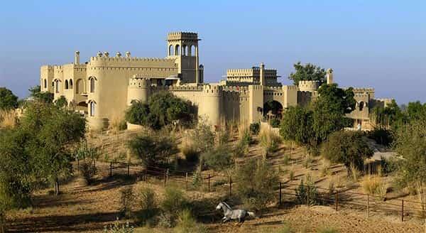 Mihir Garh Palace, Índia