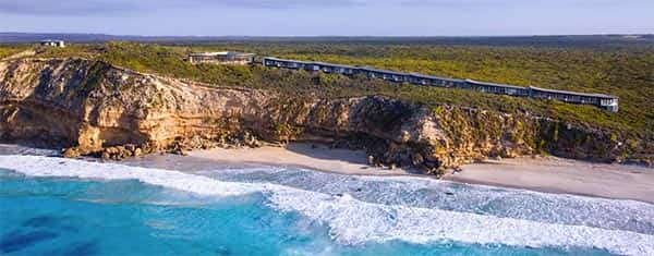 The Southern Ocean Lodge, Kangaroo Island, Austrália