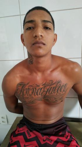 Polícia prende no bairro Juparanã mais um suspeito da morte de Preto Furreca, no Aviso