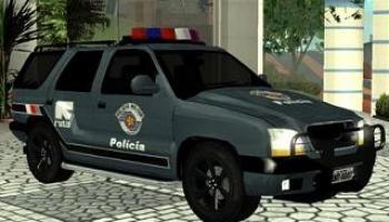 Chevrolet Blazer 2003 da ROTA para GTA San Andreas