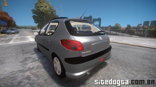 Peugeot 207 Para Gta San Andreas - Year of Clean Water