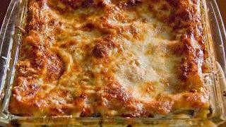Si të gatuajmë Lazanja me mish te grire (Bolonjeze)