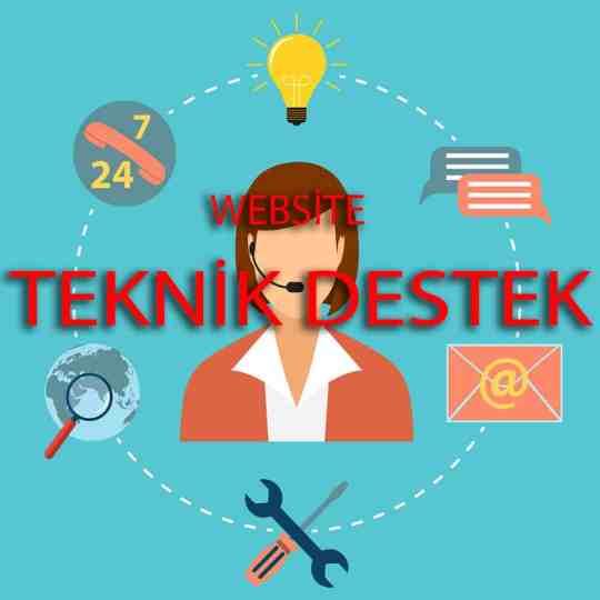 web destek