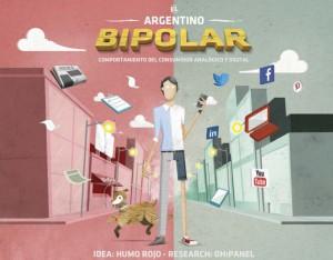 HUMOR ROJO. El Argentino BIpolar