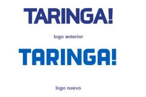 taringa logo nuevo y viejo