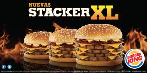 Nuevas Stacker XL