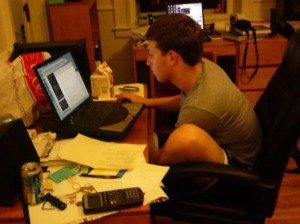 Zuckerberg 2004