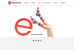 Nueva Web Elemento sept 2014