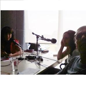 Con Ale y Jorge Sitemarca Radio 04