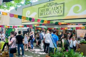Sabe la Tierra en el Mercado de Belgrano en baja resolucion