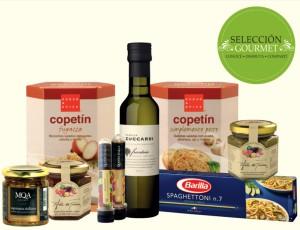 Caja Gourmet, Sabores Italianos