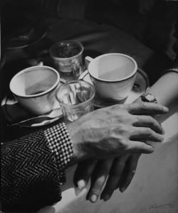 George Friedman, Sin titulo, Gelatina de plata sobre papel, ca. 1959, Vintage print, 58,5 x 48,5 - BAJA