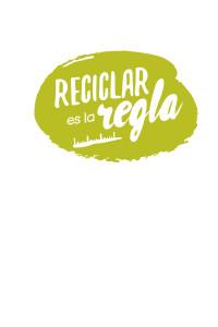 Reciclar es la regla - Freddo