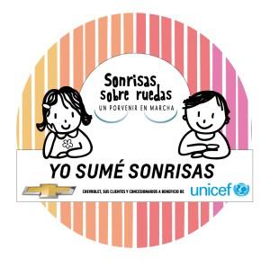 Imagen Programa 'Sonrisas sobre Ruedas' a favor de Unicef