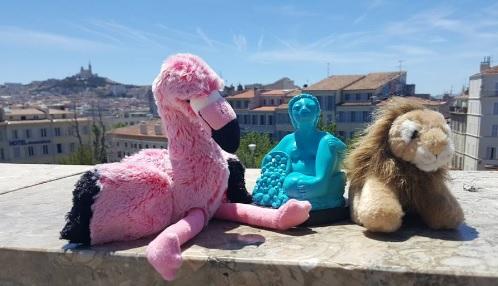 lions pachamama y flamenco