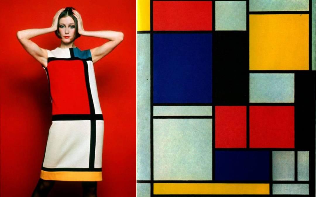 """""""OPERE D'ARTE DA INDOSSARE"""": quando la moda sposa la pittura"""