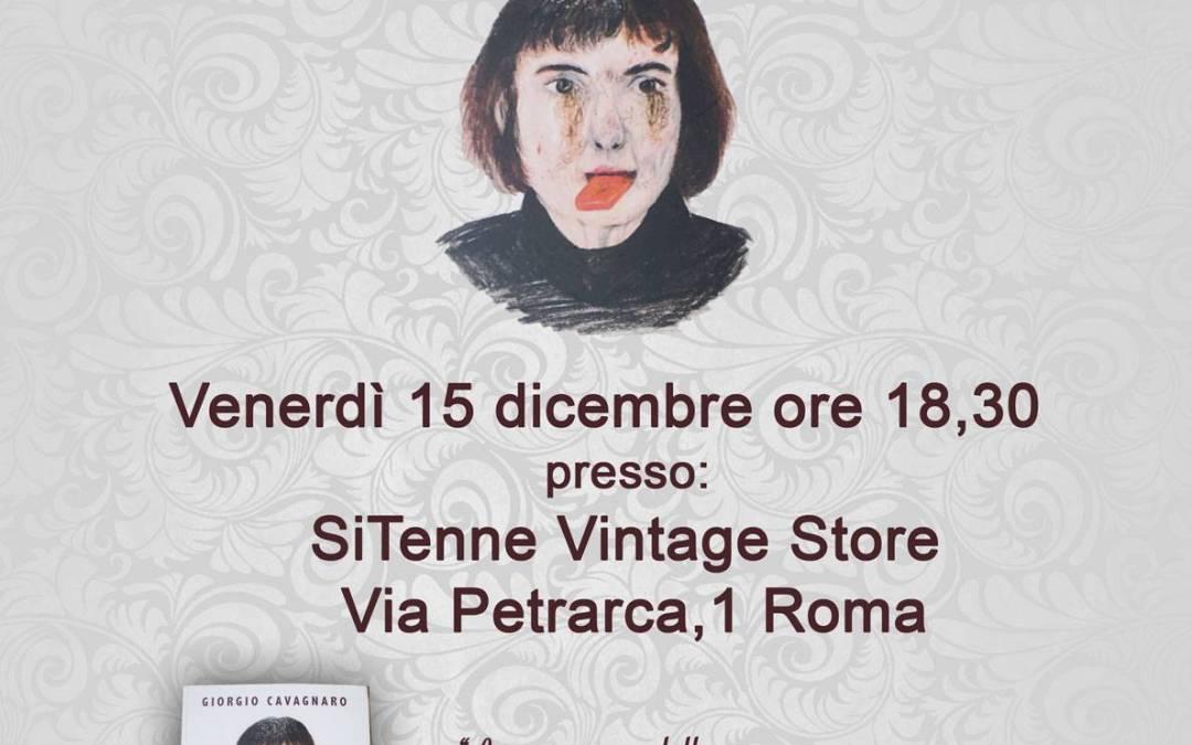 """15 dicembre: presentazione del libro """"Il sabotatore"""", di Giorgio Cavagnaro"""