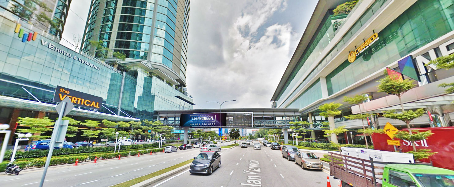 Kuala Lumpur Led Screen Advertising Agency Led Screen At The