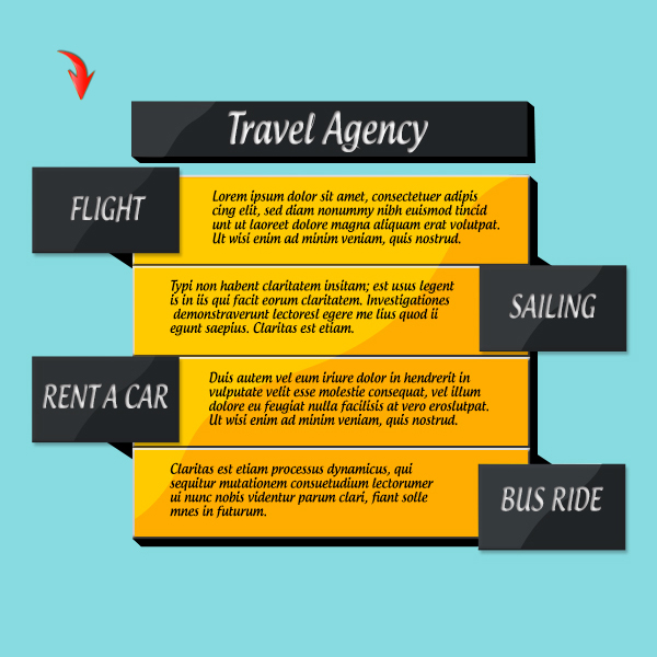 Create A Travel Agency Advertisement In Photoshop Sitepoint