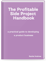 Profitable Side Project Handbook