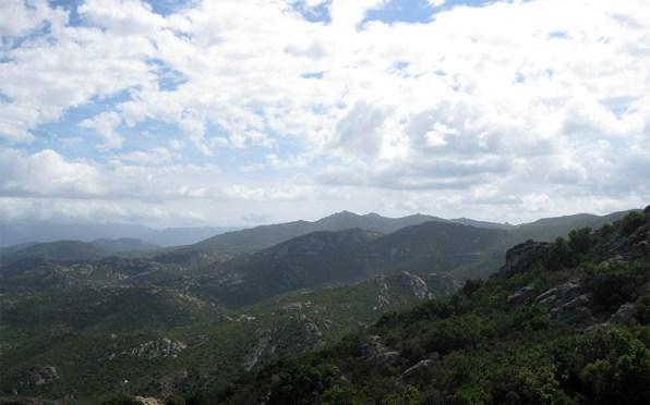 Ciel de Corse