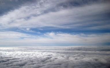 Ciel au dessus des Nuages