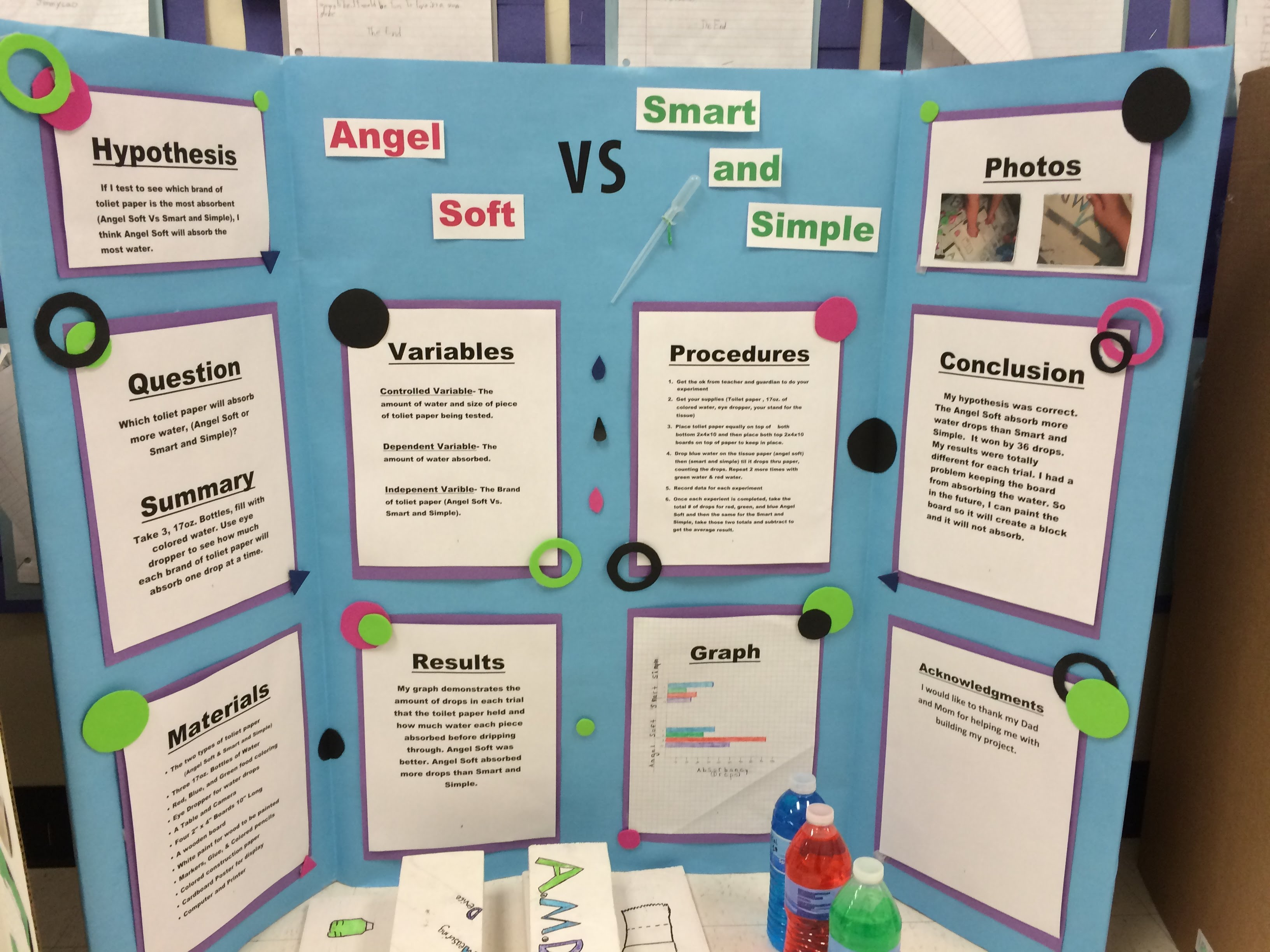 Science Fair Examples Mrs Mason's Fifth Grade Class