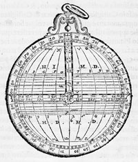 Starry Messenger: Ptolemy on Astrolabes