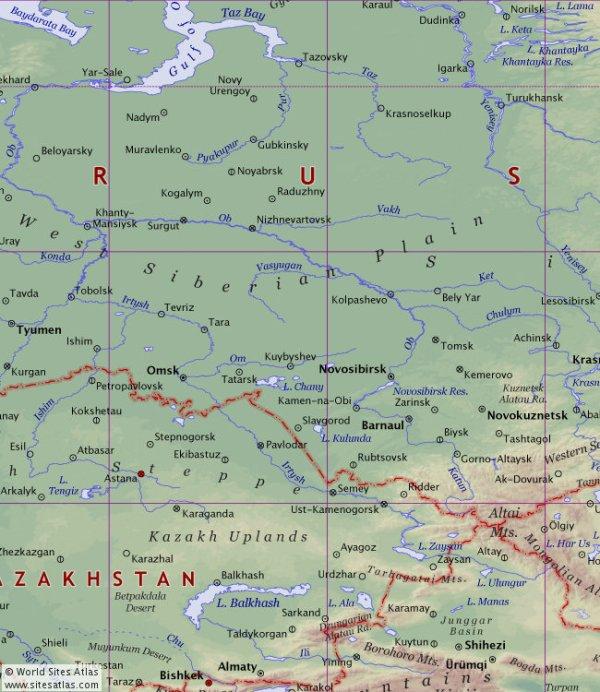 Physical World Atlas World Sites Atlas Sitesatlascom