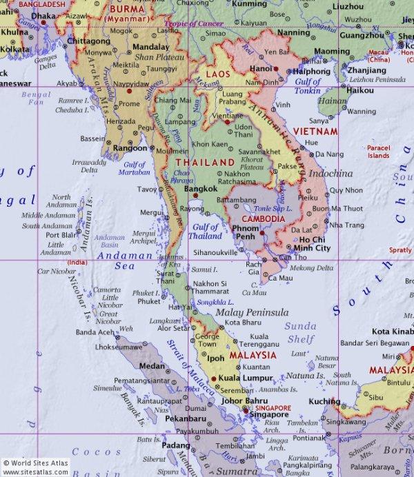 Political World Atlas World Sites Atlas Sitesatlascom