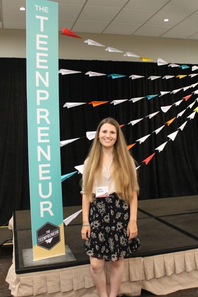 Sydney Teenpreneur