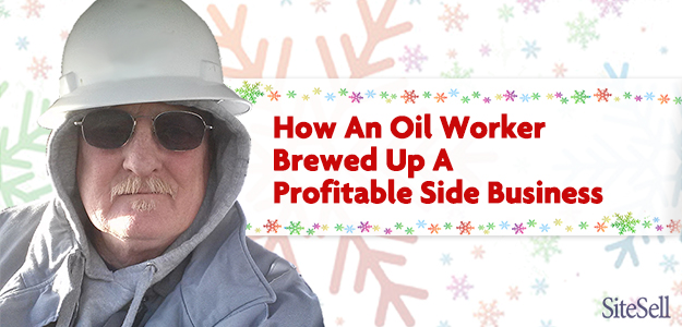 How An Oil Worker Brewed Up $3k A Month As A Side Business