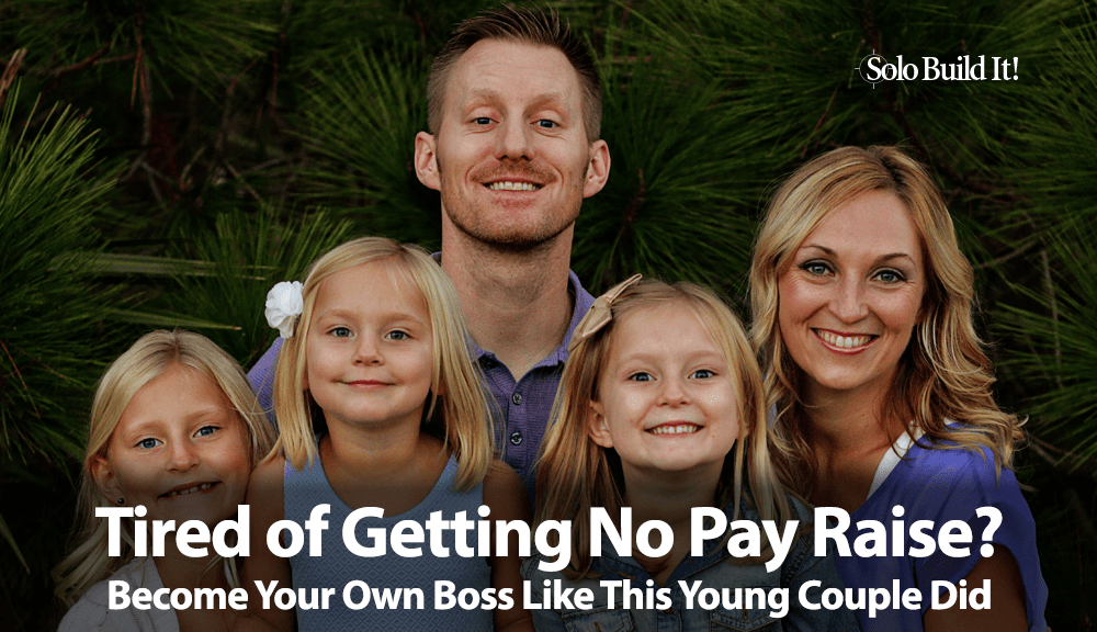 Tired of Getting no Pay Raise? Become Your Own Boss Like this Young Couple Did