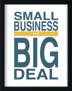 Small Business is a Big Deal
