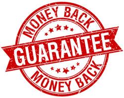 Writing Product Reviews - Guarantee