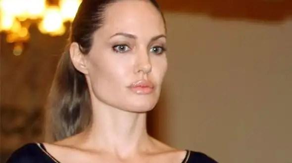 Angelina Jolie con Hepatitis C necesita trasplante de hígado