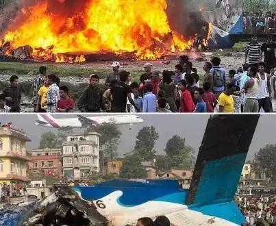 Se estrella avión que recien despegaba y deja muertos