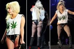 Lady Gaga aumentó 14 kilos - Fotos y Video