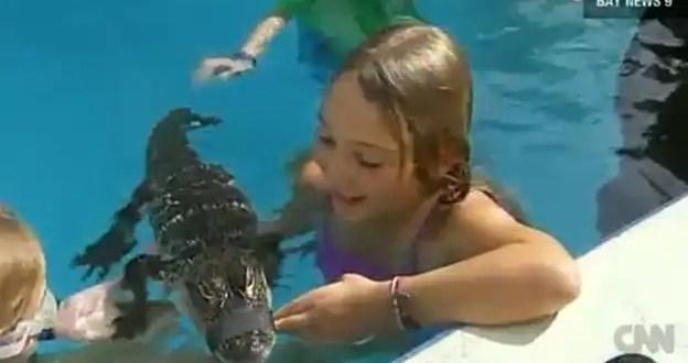 Alquilan lagartos para celebrar 'fiestas salvajes'