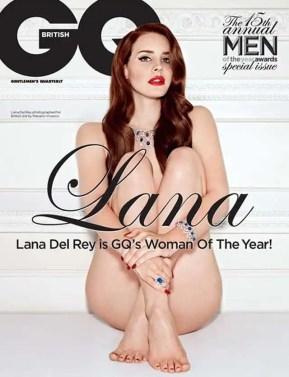 Fotos: La del Rey sin ropa - Lana del Rey al natural
