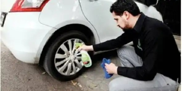 Nueva sustancia 100% ecológica para lavar autos