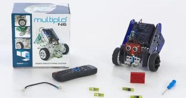 Cómo construir tu propio robot en casa