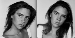Fotos de Victoria Beckham antes de ser famosa