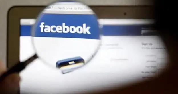 Cómo busca la policia criminales por Facebook